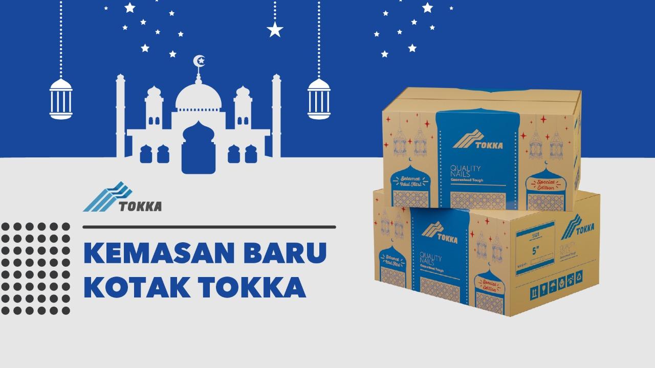 Kardus Baru Paku Kayu Tokka Indonesia