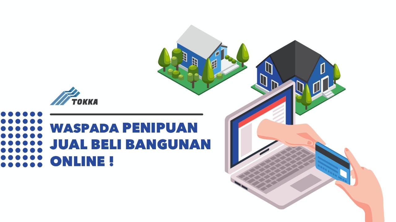 Waspada Jual Beli Bahan Bangunan Online