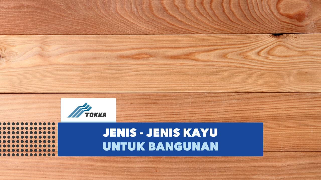 Read more about the article Jenis- Jenis Kayu untuk Bangunan